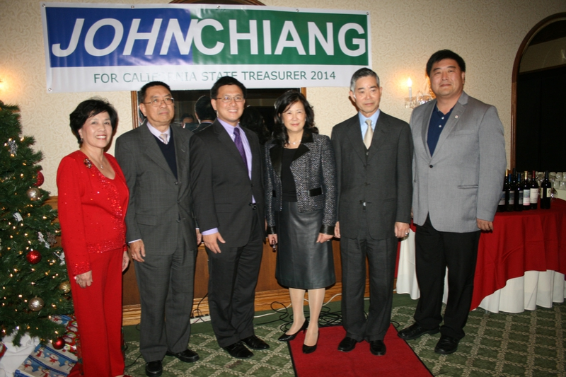 臺美人社團在蒙市為江俊輝舉辦募款餐會