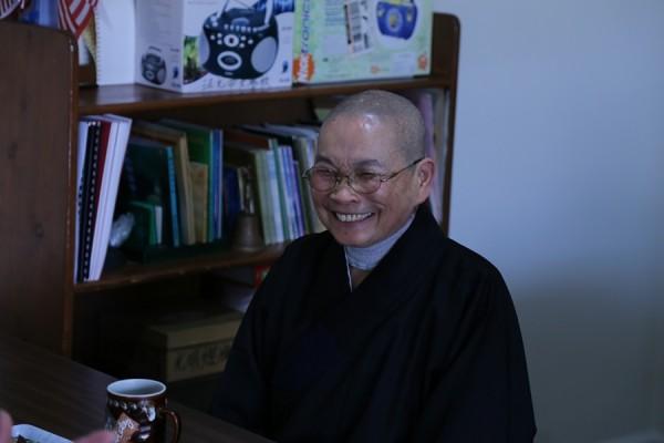 禪光法師介紹洛杉磯法光寺