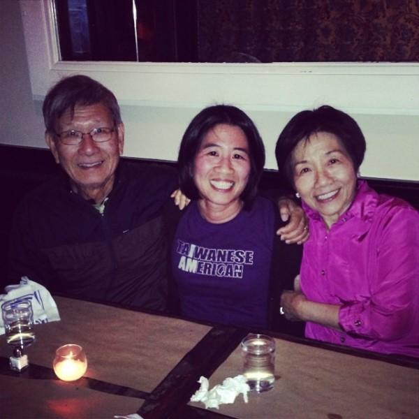 林富文黃美惠Alvina Ling-結婚44週年