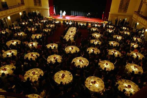 陳水扁紐約接受國際人權聯盟頒獎3