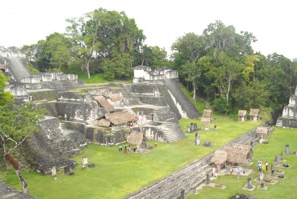 馬雅的呼喚P× 03 馬雅帝國行政中心之遺跡