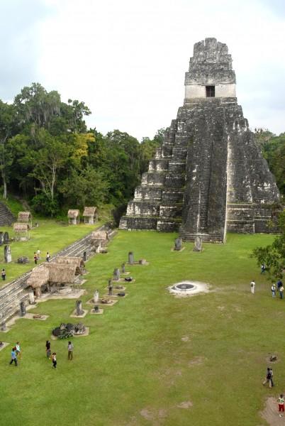 馬雅的呼喚P× 04 馬雅帝國金字塔
