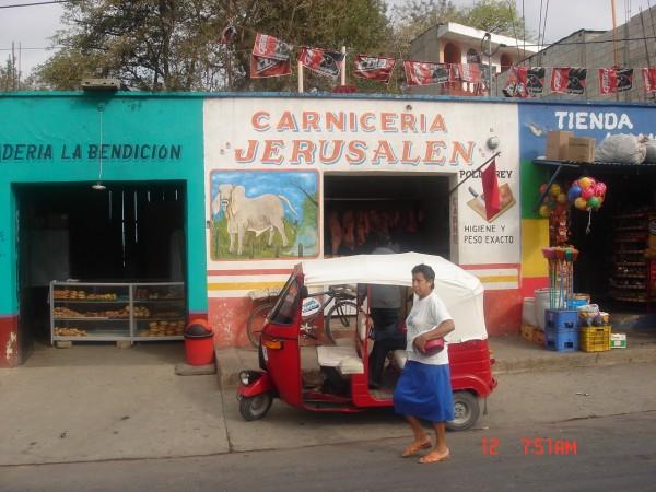 馬雅的呼喚P× 20 瓜國村莊的改良式驕車