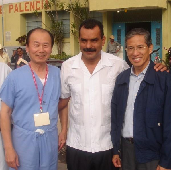 馬雅的呼喚P× 21 市長感謝歐大使帶來台灣的良醫