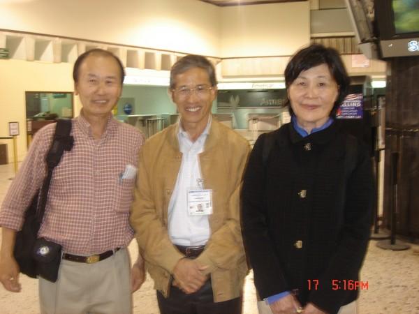 馬雅的呼喚Px 01 歐大使攝於瓜京機場Feb-17-08