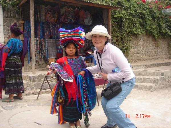 馬雅的呼喚Px 05 不去上課幫家計Mayan girl Feb-16-07
