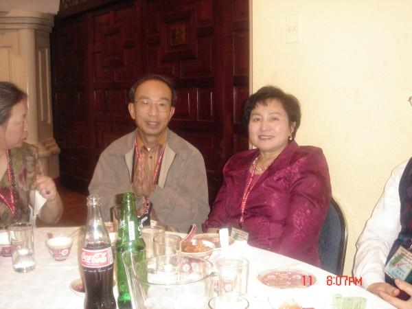 馬雅的呼喚Px 18 義診為樂的佳藕黃哲陽夫婦 (1)