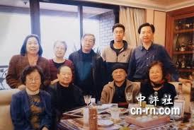吳澧培家庭