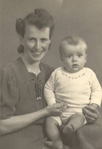 Gerrit & mother
