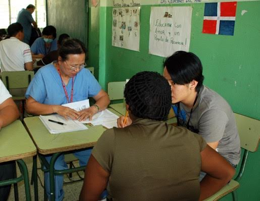 Joined NATMA Medical Mission to Dominican Republic (2009)