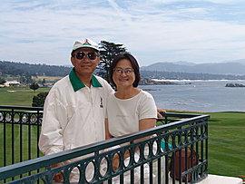 醫師潮時期到美國行醫的林榮松醫師與太太石秀文